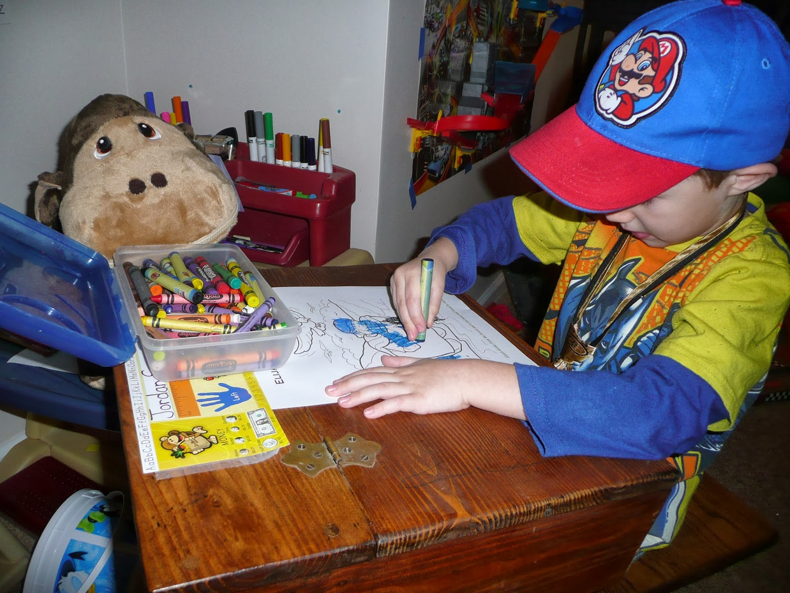 Sonshine Tot School Kindergarten Scarecrow Theme