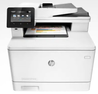 HP LaserJet Pro M477fdn Printer Driver Download And Setup