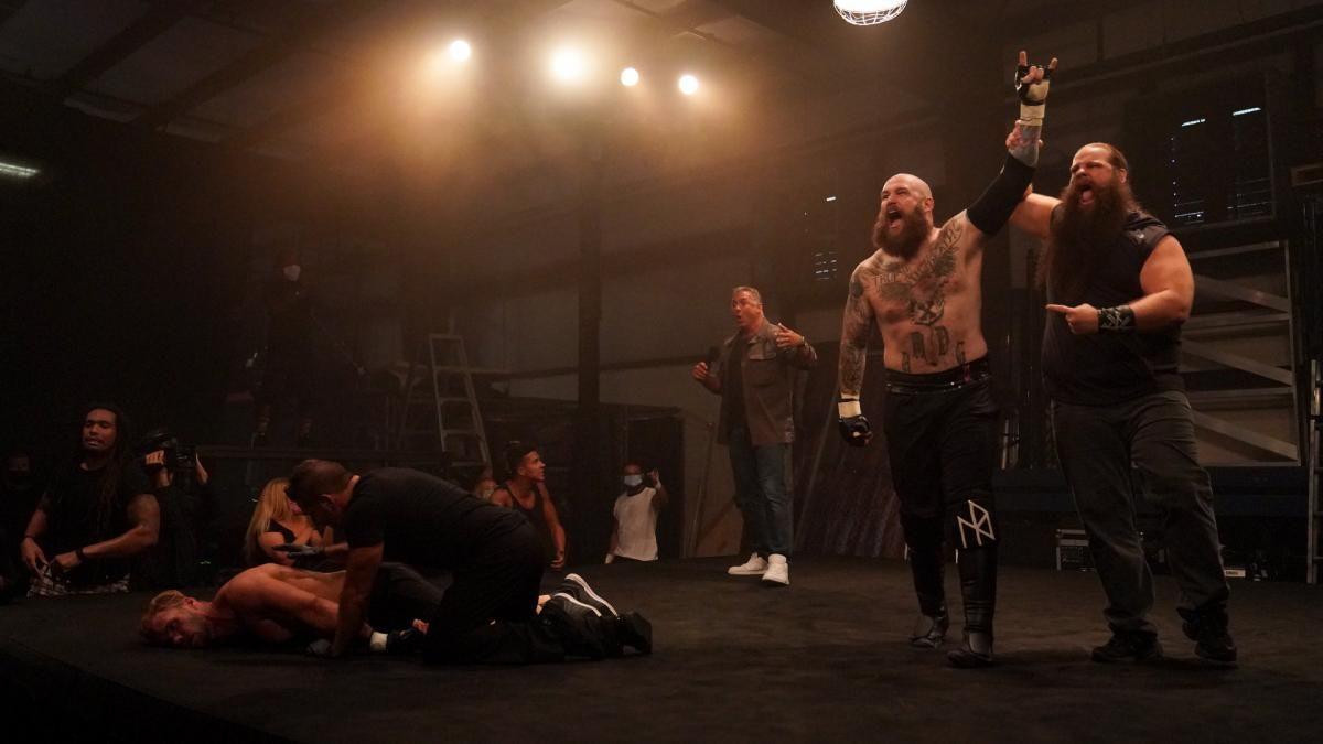 Viking Raiders deverão lutar no RAW Underground todas as semanas