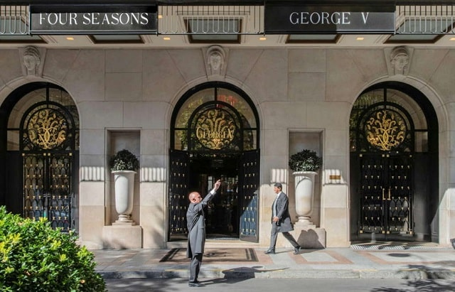 four seasons hotels enters paris market resort global brand expansion