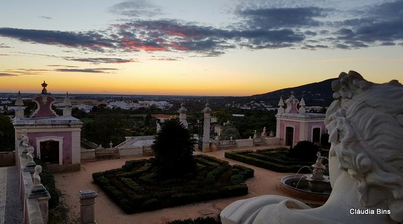 Palácio de Estoi Algarve Portugal
