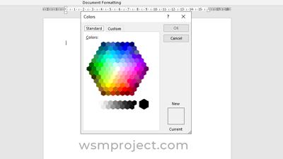 ganti-warna-background-word