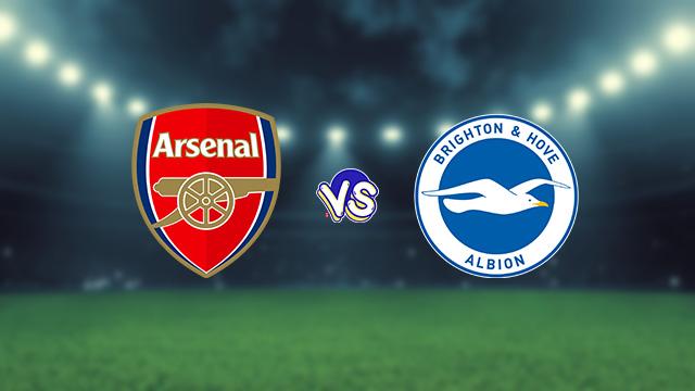 نتيجة مباراة آرسنال وبرايتون اليوم 02-10-2021 في الدوري الانجليزي