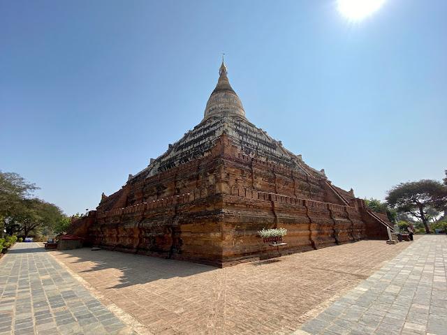 Swesandaw Pagoda (Bagan)