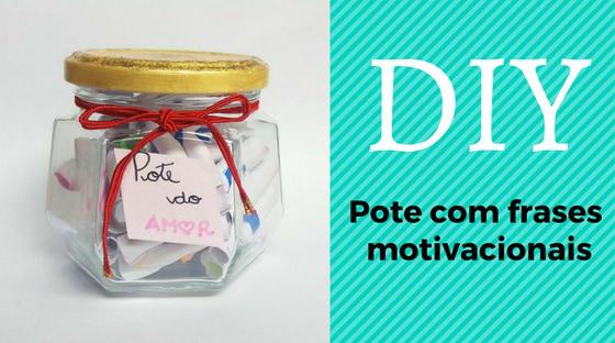 Prazer Nay Diy Pote Com Frases Motivacionais