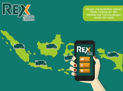 Persyaratan terbaru menjadi agen retail PT REX Kiriman Express