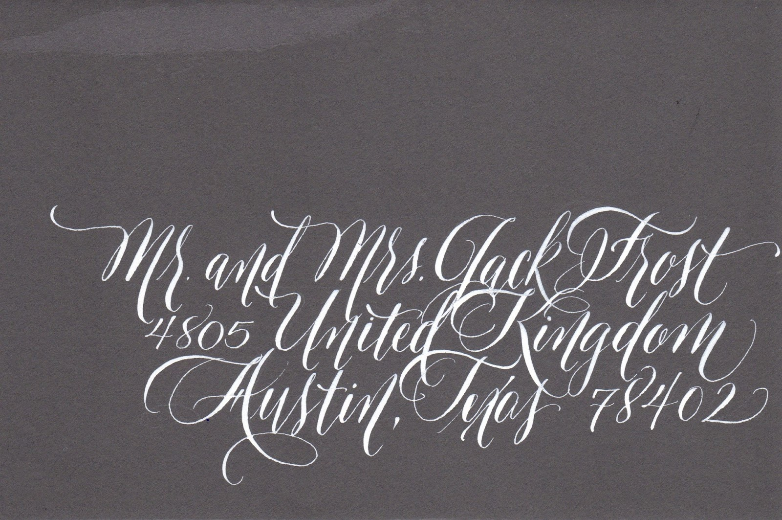 Lettering lady