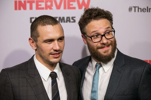 After terror threat: Sony cuts Franco-film | 'The Interview' start cancelled