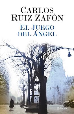 El juego del ángel - Carlos Ruiz Zafón (2008)