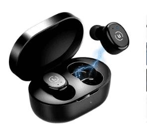 Ankbit Bluetooth 5.0 True Wireless Earbud w/Built-in Mic (IPX8 Waterproof) for $9.90 + Free Shipping