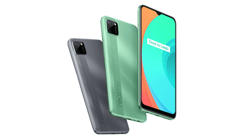 realme C11 with MediaTek Helio G35 and Nightscape mode now official