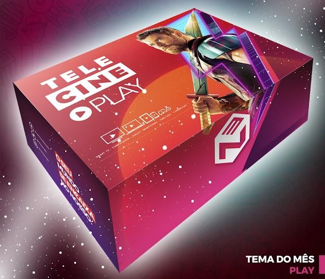 Nerd ao Cubo e Telecine lançam box temática para fãs de cinema