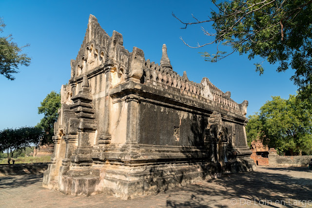 Upali-thein - Bagan - Myanmar - Birmanie