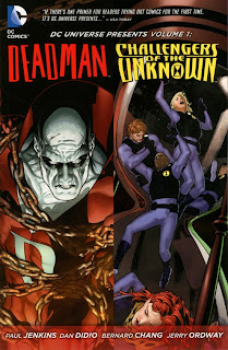 DC Universe Presents Volume 1: Deadman and Challengers of the Unknown