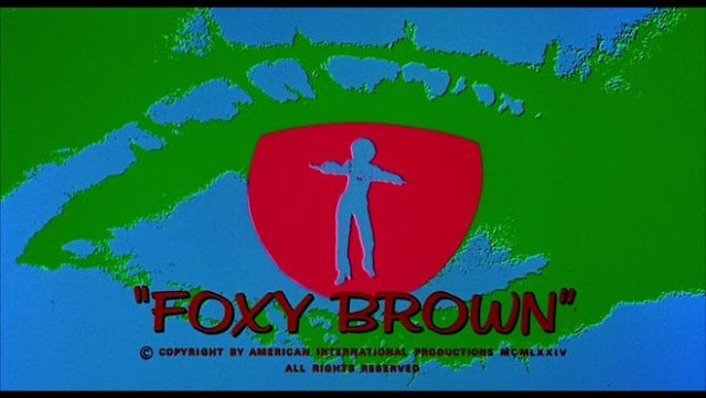 Foxy Brown title card