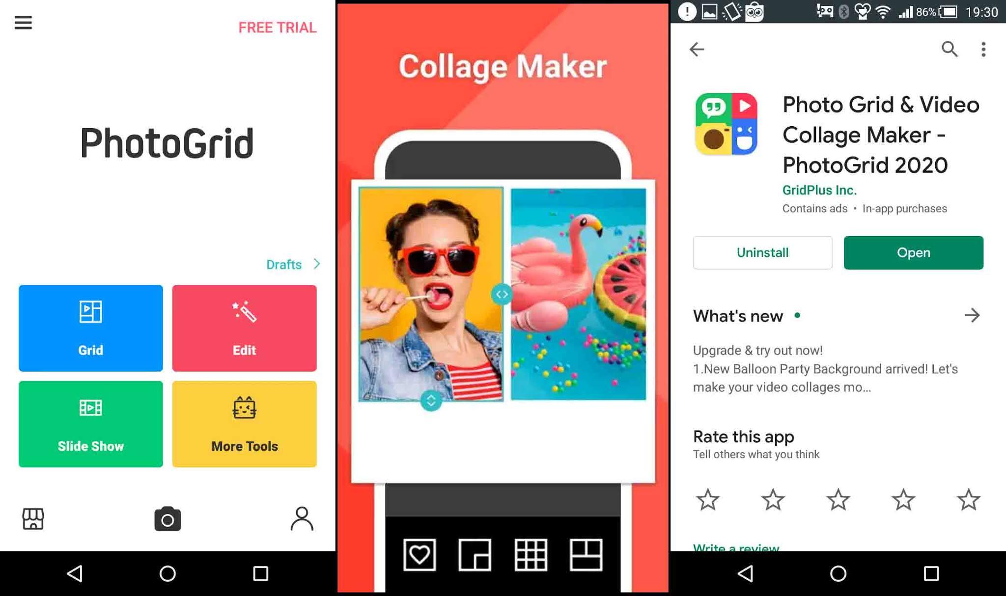 Dyj Tutorial Menarik 4 Aplikasi Menggabungkan Foto Dan Video Dalam Satu Frame Di Android
