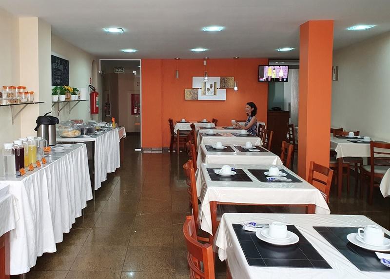 Hotel barato com o melhor café da manhã de Guarapari