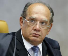 'Há crime de falsidade na nomeação de Lula para a Casa Civil', diz Mendes