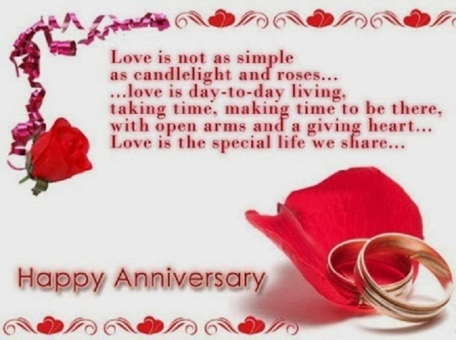 Happy wedding anniversary images photos with wishes messages wedding anniversary wishes for friends m4hsunfo
