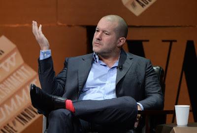Mengejutkan! Jony Ive, Sang Perancang iPhone Keluar dari Apple
