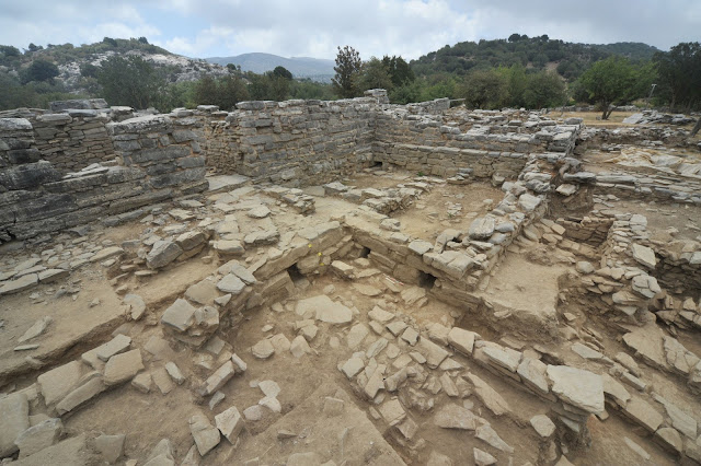 Discovery of an important sanctuary at Zominthos, Crete