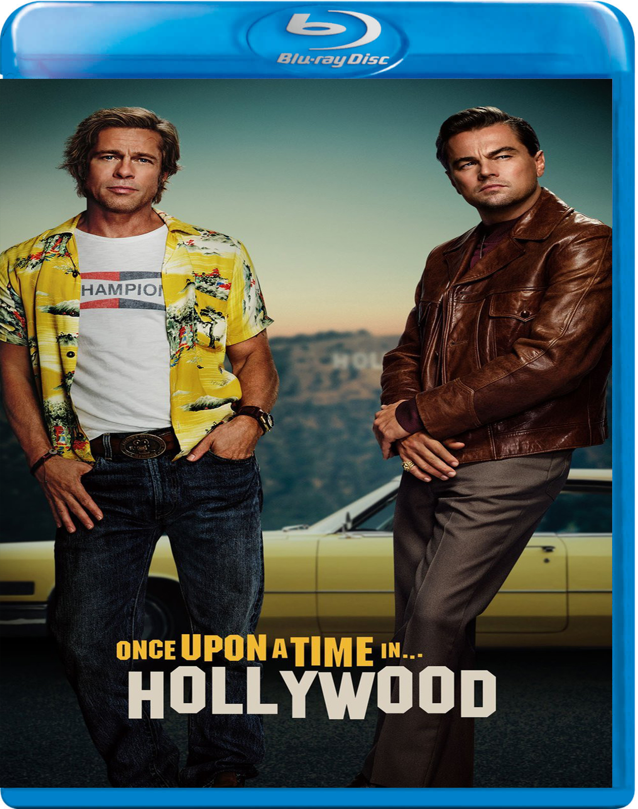 Once Upon a Time in… Hollywood [2019] [BD50] [Latino]