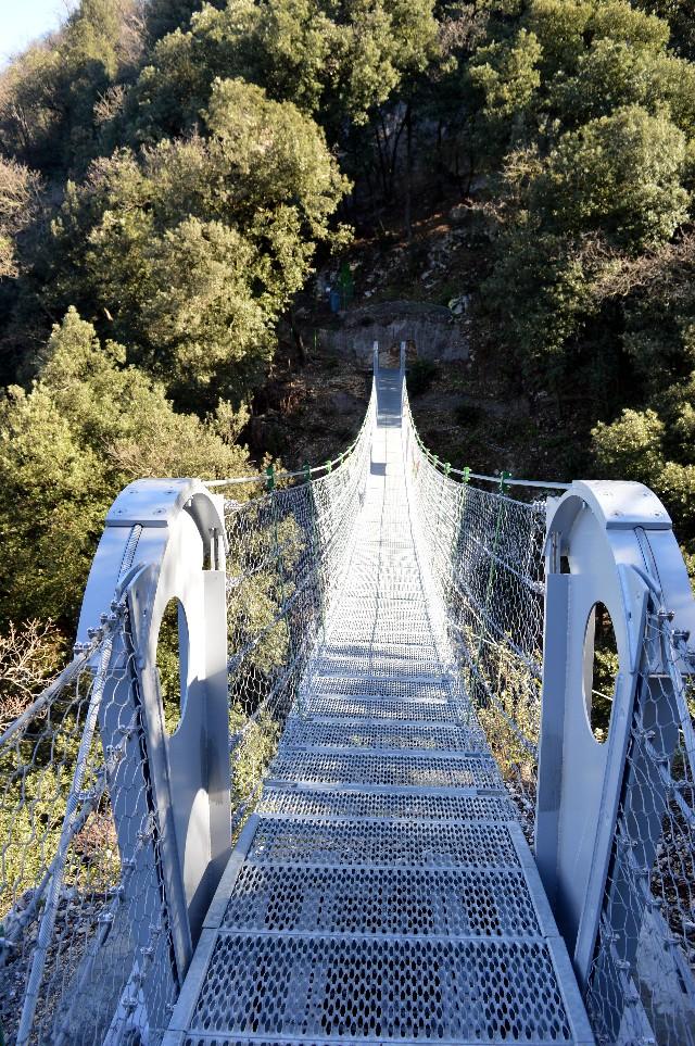 ponte tibetano torri del benaco