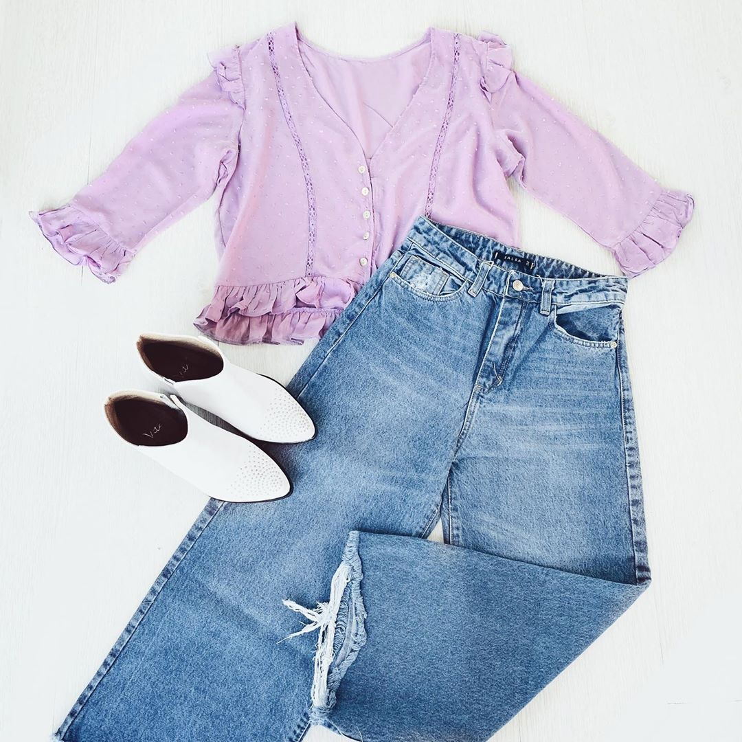 Blusas primavera verano 2020 moda 2020.