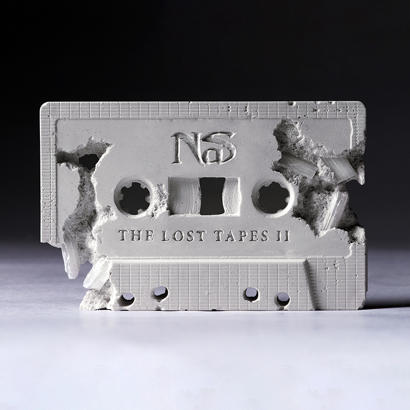 Nas - The Lost Tapes 2 | Full Album Stream