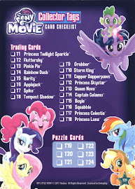 My Little Pony  My Little Pony the Movie Dog Tag