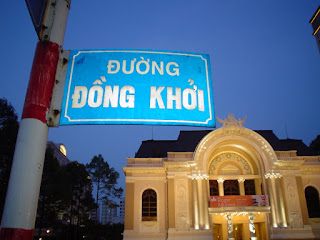 Opera House. Ho Chi Minh Città