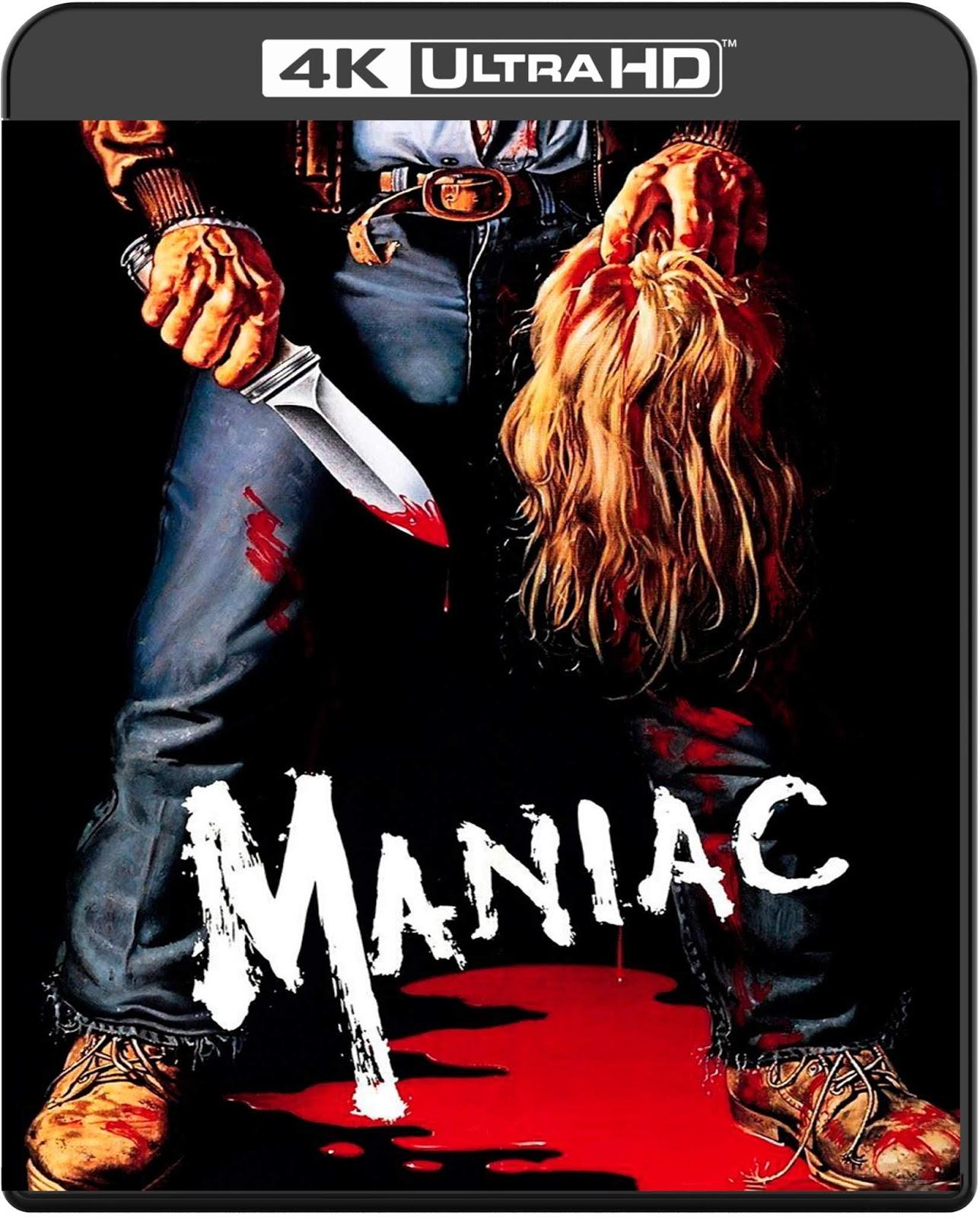 Maniac [1980] [UHD] [2160p] [Castellano]