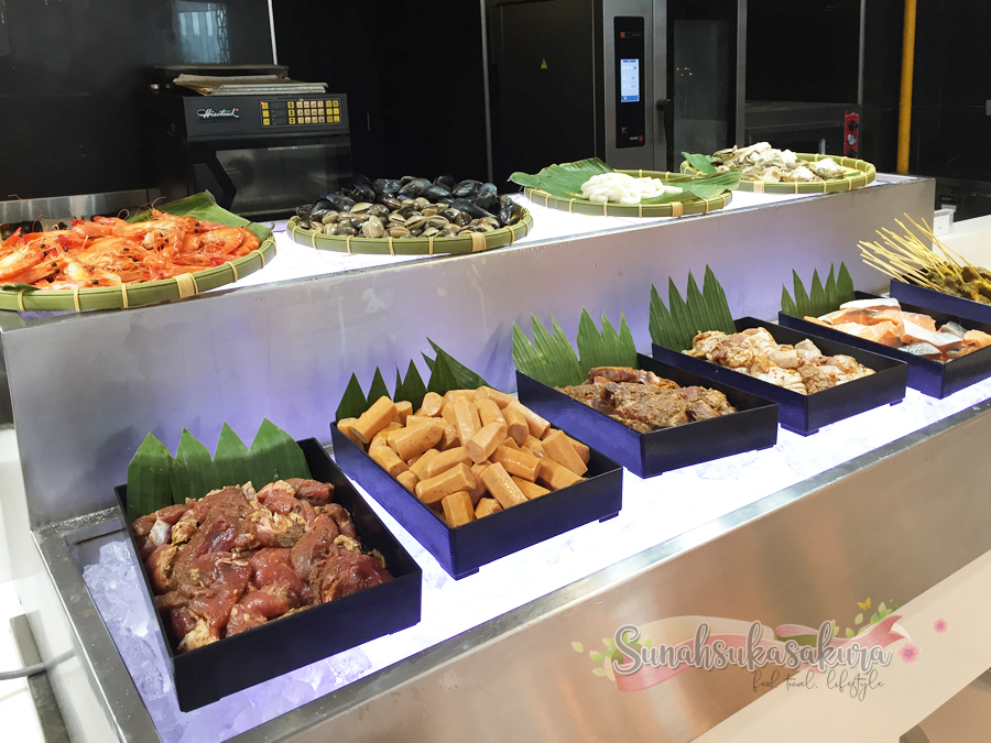 Weekend Absolute Hi-Tea Buffet RM108 for 2 @ Fraser Place Puteri Harbour