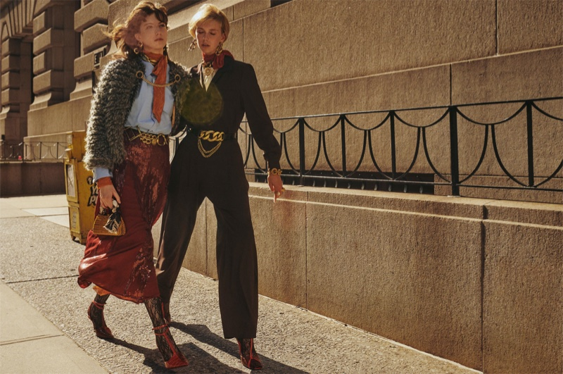 Zara Collection Fall/Winter 2019 Campaign