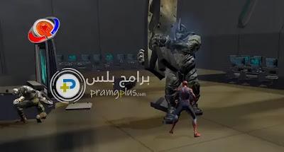 صور من لعبة سبايدر مان 3 للكمبيوتر