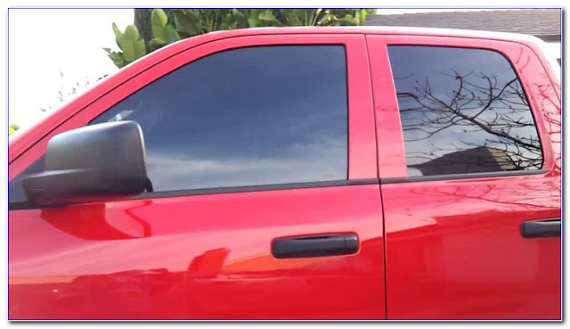 Legal Car WINDOW TINT In AZ
