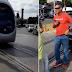 Γλυφάδα: Πάρκαρε τη Μερσεντές του στις γραμμές του Τραμ και έφυγε (Video)