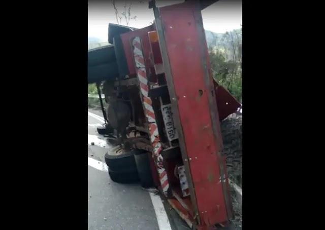Acidente na ladeira de Pilões-PB deixa vítima com cabeça decepada