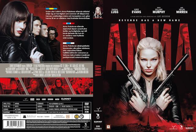 Anna [Nordic] DVD Cover