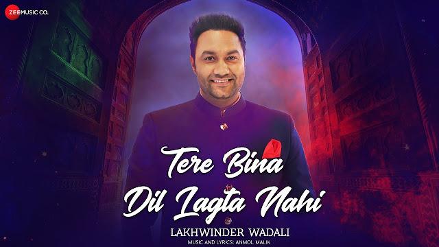Tere Bina Dil Lagta Nahi lyrics- Lakhwinder Wadali