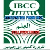 Attestation From IBCC (Inter Board Committee of Chairman)
