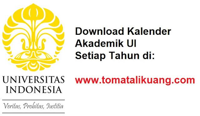 kalender akademik ui tahun ajaran 2020/2021; kalender akademik universitas indonesia tahun ajaran 2020/2021; tomatalikuang.com