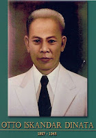 gambar-foto pahlawan nasional indonesia, Otto Iskandar Dinata