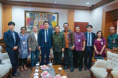 """Denpasar Jadi Pilot Project Penerapan """"Smart Water Management System"""""""