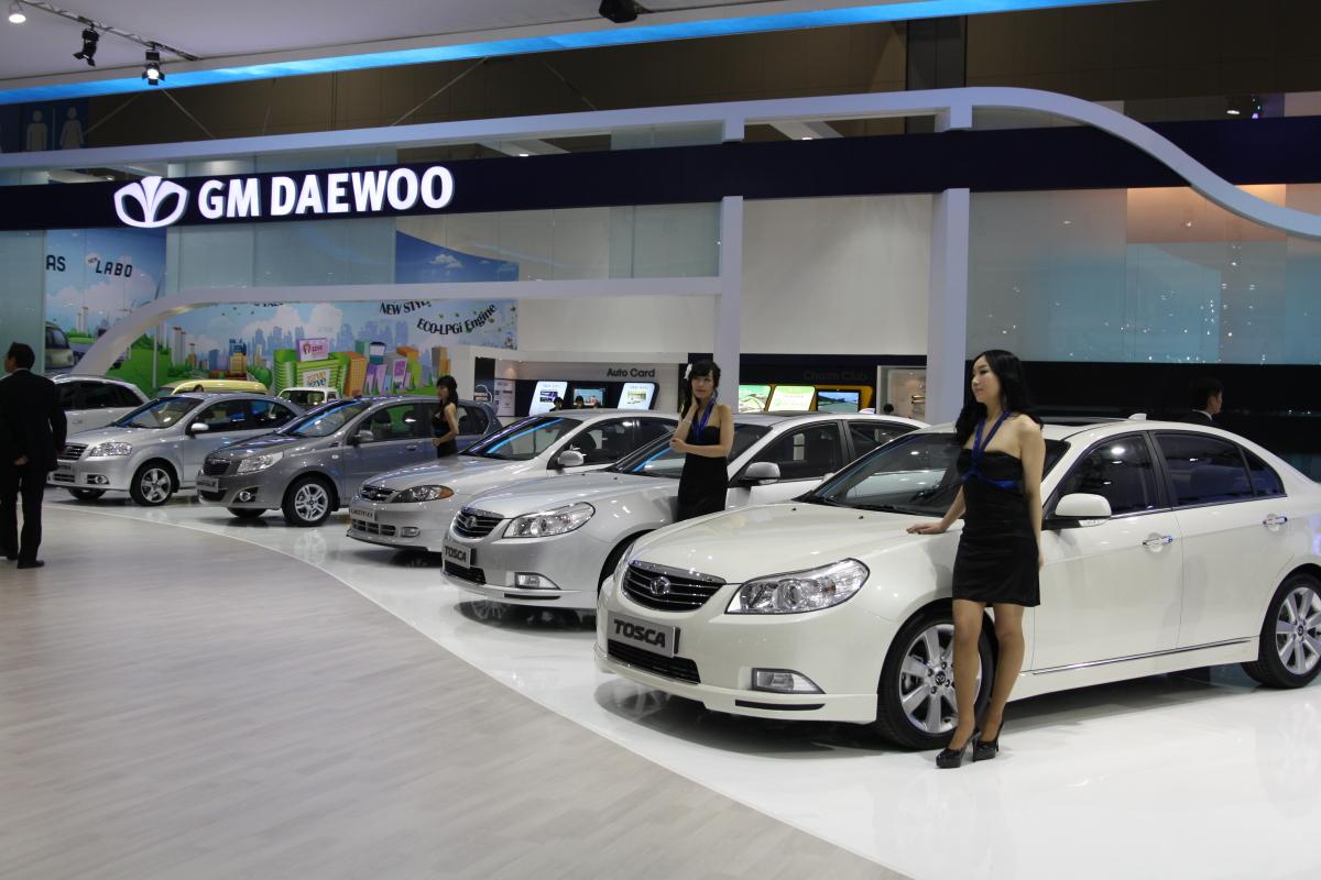 Daewoo logo | Logok  |Daewoo Group