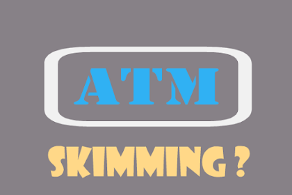 6 Cara Sederhana Menghindari Kejahatan Skimming Kartu ATM
