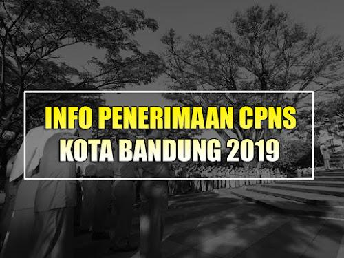 Info CPNS Kota Bandung 2019