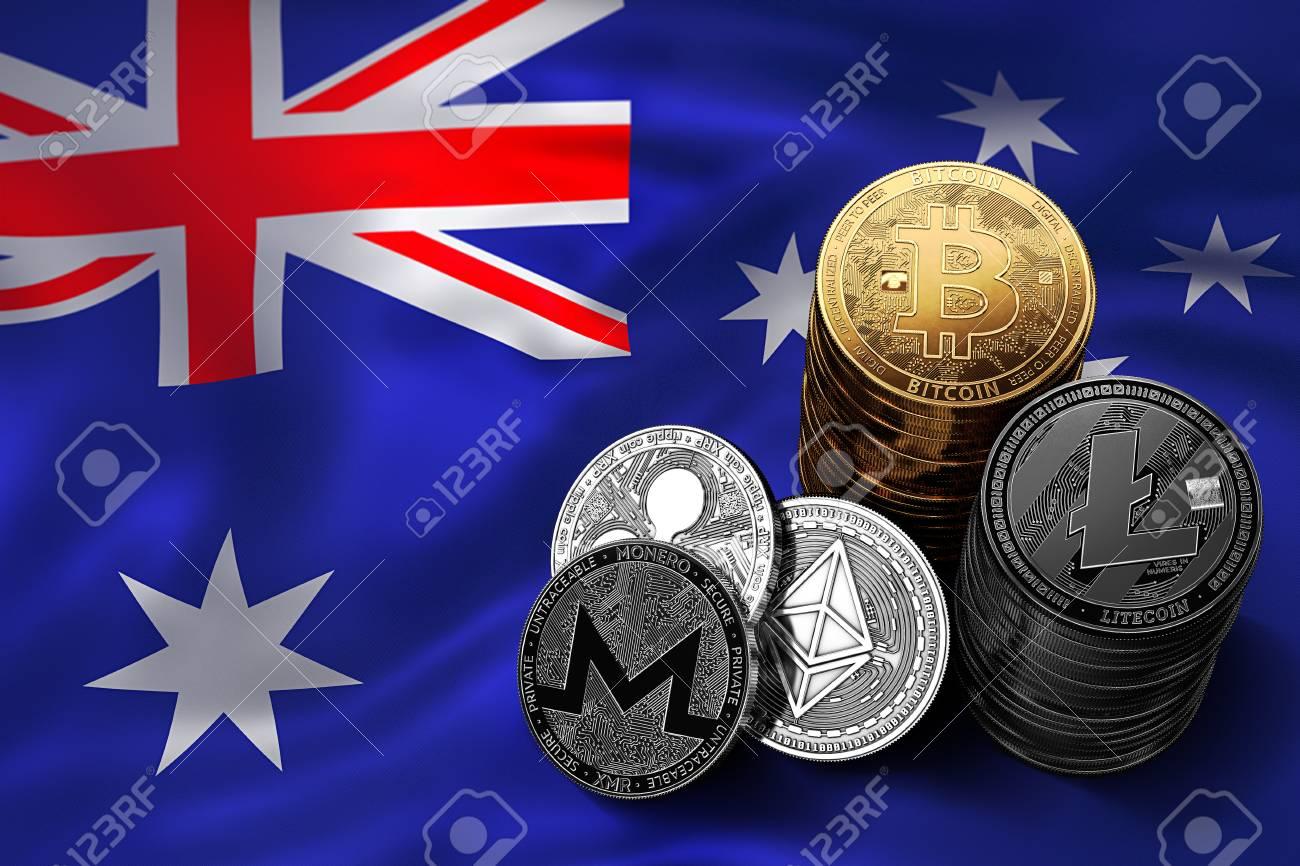 استراليا تتيح دفع الفواتير بالعملات الرقمية