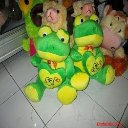 Boneka Katak
