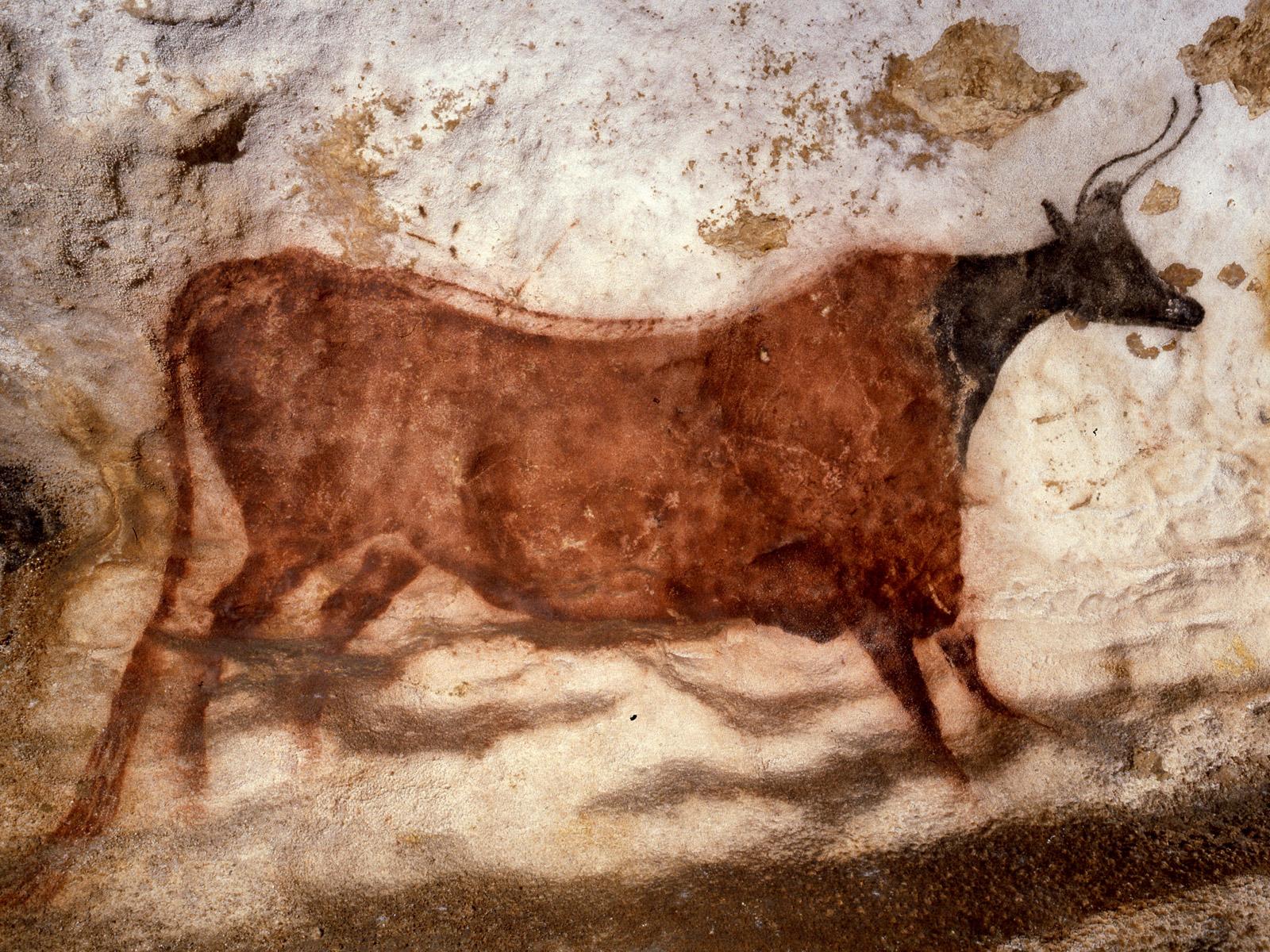 A Faithful Attempt Cave Art Paintings